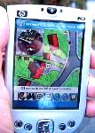 GPS Software on Pocket PC